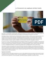 2020-08-28-11-Projeto institui Renda Básica Permanente com ampliação do Bolsa Família — Senado Notícias