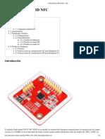 PN532 Módulo RFID NFC - Wiki