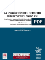 Aguilar, Gonzalo - La evolución del Derecho Público en el siglo XXI