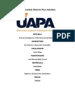 Objetivos de Desarrollo Sostenibles - José Manuel Mejía Cosme