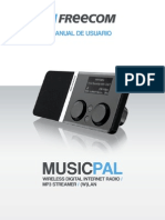 MusicPal ES