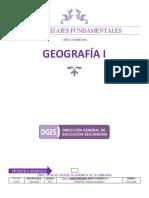 1º Geografía 2020-2021 Curso Remedial