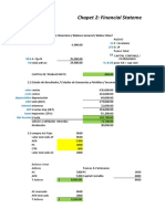 Chapter 2. Financial Statements and Cash Flow