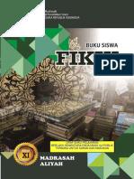 Buku Fikih Untuk Siswa Kelas XI Madrasah Aliyah