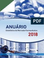 Anuário Estatístico do Mercado Farmacêutico - 2018