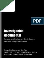 Investigación documental 616 -  Brandlin Xec Xec