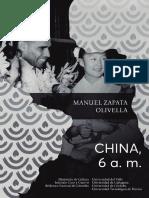CHINA,6 AM - Manuel Zapata Olivella