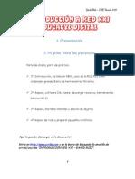 INTRODUCCIÓN A RED XXI EDUCACYL DIGITAL 1 - DAVID RUIZ