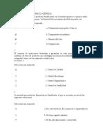EVAULACION DE FARMACIA GENERAL. Segundo Semestre