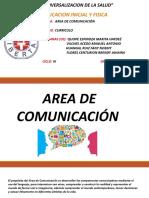 AREA DE COMUNICACION   TRABAJO GRUPAL de 4 (1).pptx
