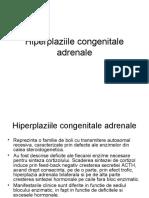 Hiperplaziile congenitale adrenale