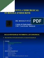 Tratamentul chirurgical in bolile endocrine