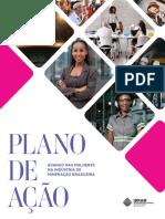 mulheres na mineração Brasileira 2020