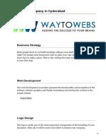 Waytowebs.com PDF