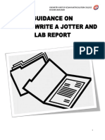 Example Jotter & Lab Report Writing .pdf