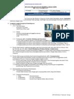 RPP IPS VII-2 Pertemuan XVIII; Periodisasi Masa Praaksara