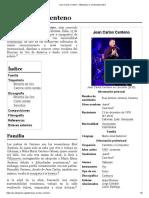 Jean Carlos Centeno - Wikipedia, la enciclopedia libre