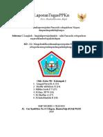 laporan tugas ppkn subtema c