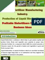 Liquid Biofertilizer Manufacturing Industry-286748-.pdf