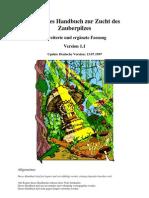 Deutsches Handbuch zur Zucht des Zauberpilzes