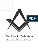 The Low Of Vibration