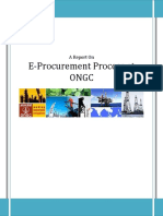 17066080-Final-Report-on-e-Procurement-at-ONGC