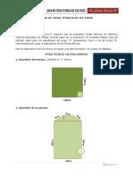 Guía Elaboración Ficha Técnica - Agri II