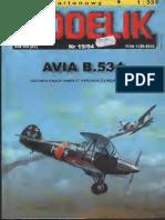Modelik_2004.19_AVIA_B.534