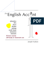 An English Accent