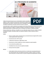 9.3- ERGONOMIA E PREVENÇÃO DE ACIDENTES