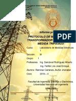 INFORME PREVIO 2 DE MEDIDAS ELECTRICAS 1