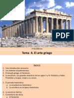 Presentacion Tema 4 Grecia Dos