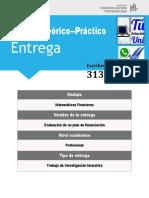 Actividad Evaluativa Matematicas Financiera-TuSolucionUni