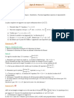 Sujet de révision N°1 (Corrigé) - Maths - Bac Math (2009-2010) Mr Abdelbasset  Laataoui  www.espacemaths.com