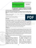 Efecto de la relación sólido:líquido y tiempo de residencia en la pérdida de sólidos solubles y eliminación de melanina por adsorción con carbón activado en jugo de manzana pardeado.pdf