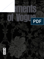 Elements of Vogue — Libro completo — CA2M