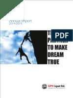 GPH Ispat Annual Report 2014-2015.pdf