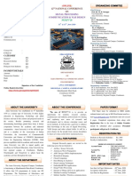 12th National Conference on Signal Processing Communication and VLSI Design NCSCV'20 - 12th & 13th June 2020