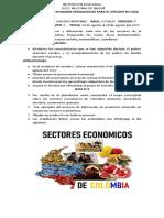 Guia N°2 ( sectores economicos 2020 ) Religion ( Amor Al projimo)