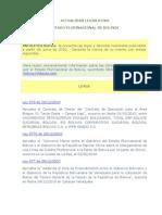 InfoLeyes Bolivia - BDL Al 21-01-2011