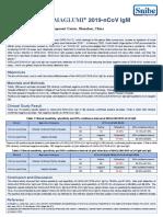 4-【Poster】2019-nCoV IgG IgM (CLIA) test kit Clinical Study Report- V2.0 -2020.3.30