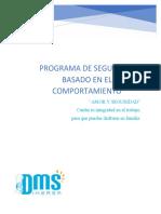 PROGRAMA DE SEGURIDAD BASADO EN EL COMPORTAMIENTO-dimersa