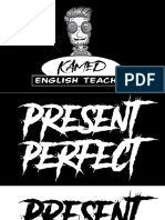 004. Kamed English teacher. Present perfect.pdf