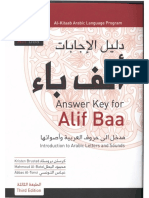 Answer Key for Alif Baa, Third Edition.pdf