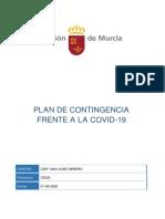 Plan de Contingencia COVID19 (Versión Inicial)