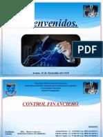 Expocisión Tema 3 CONTROL FINANCIERO