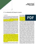 18. CAP 17 DOSOLUCION DEL IMPERIO