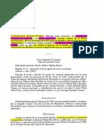 5.2. Sentencia del 18 de agosto de 1987 de la Corte Suprema de Justicia.  MP.  Alberto Ospina Botero