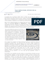 INFOCOPONLINE - Revista de Psicología