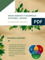 Medio Ambiente y Desarrollo Sostenible sesion 5